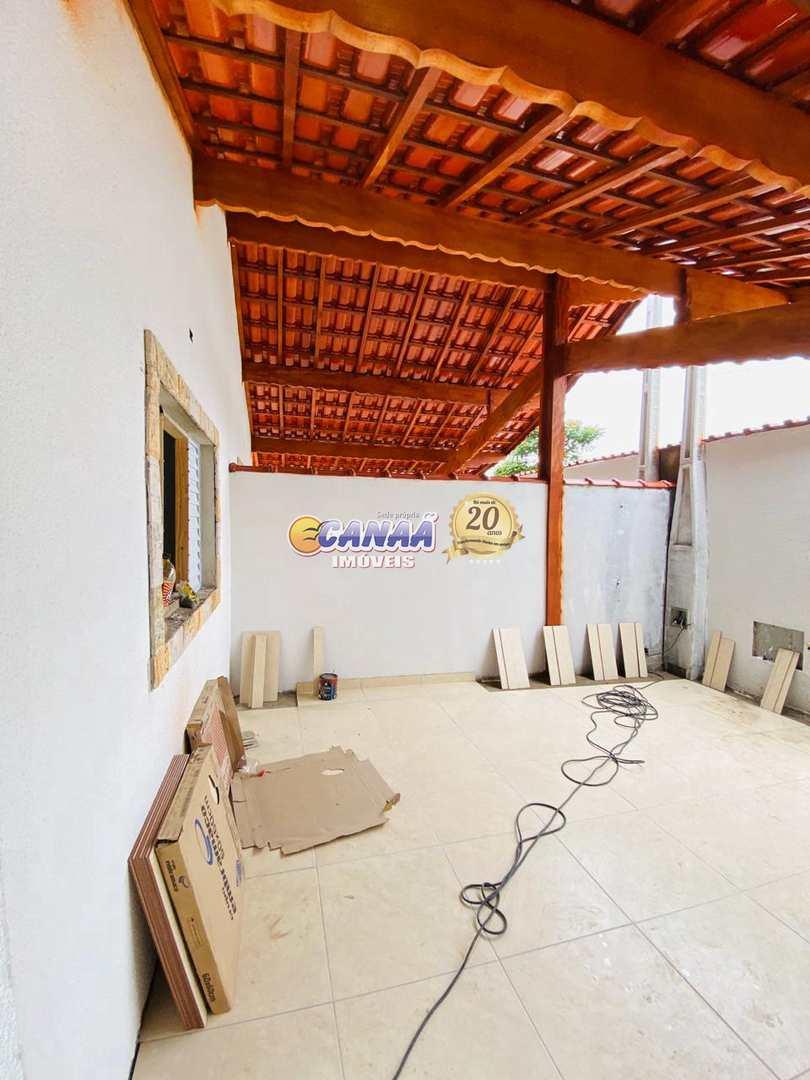 Casa com 2 dorms, Pedreira, Mongaguá - R$ 339 mil, Cod: 7390