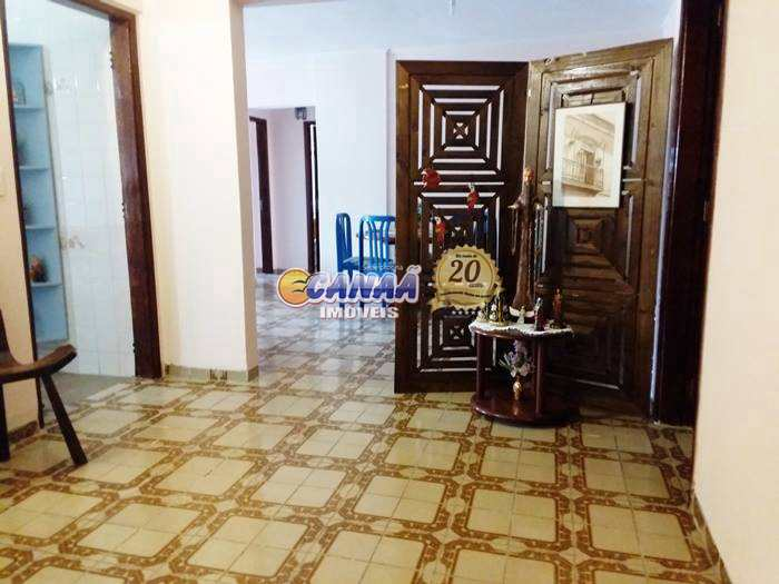 Apartamento com 3 dorms, Centro, Mongaguá - R$ 350 mil, Cod: 7396