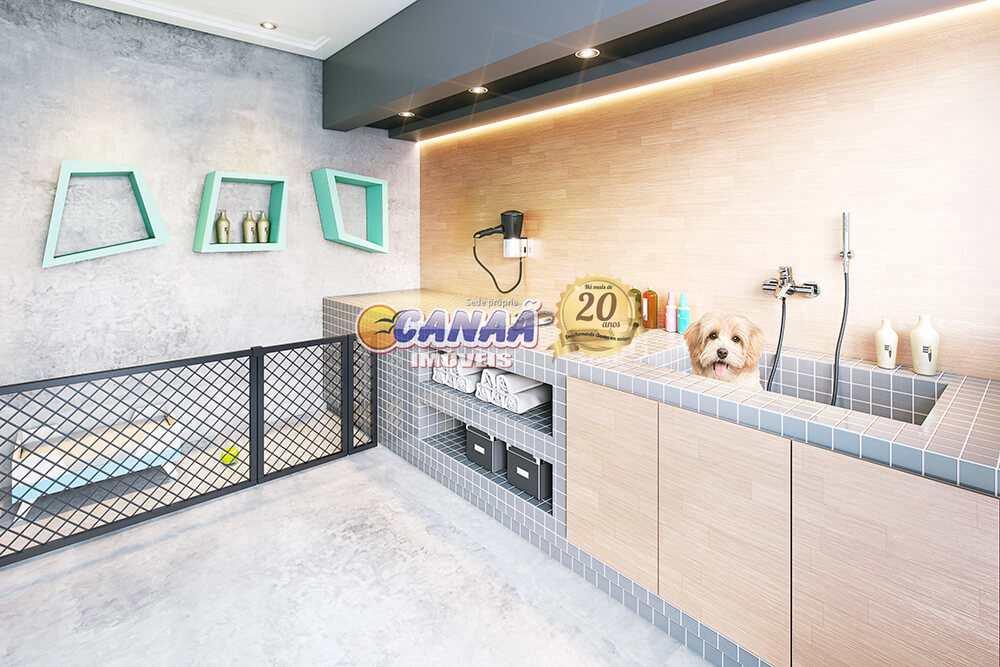 Apartamento com 2 dorms, Centro, Itanhaém - R$ 396 mil, Cod: 7405