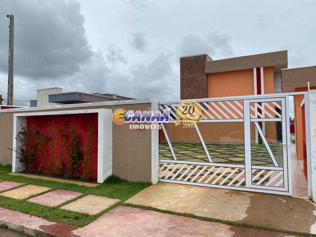 Sobrados novos na praia com 2 dormitórios em Itanhaém Cod: 7464