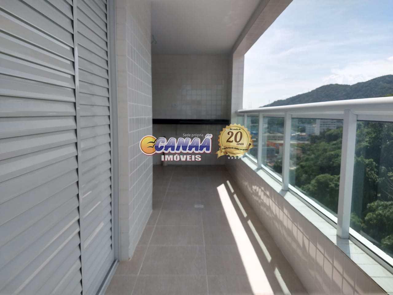 Apartamento com 2 dorms, Centro, Mongaguá - R$ 259 mil, Cod: 7465