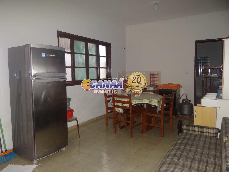 Casa com 2 dorms, Balneário Itaóca, Mongaguá - R$ 150 mil, Cod: 7471