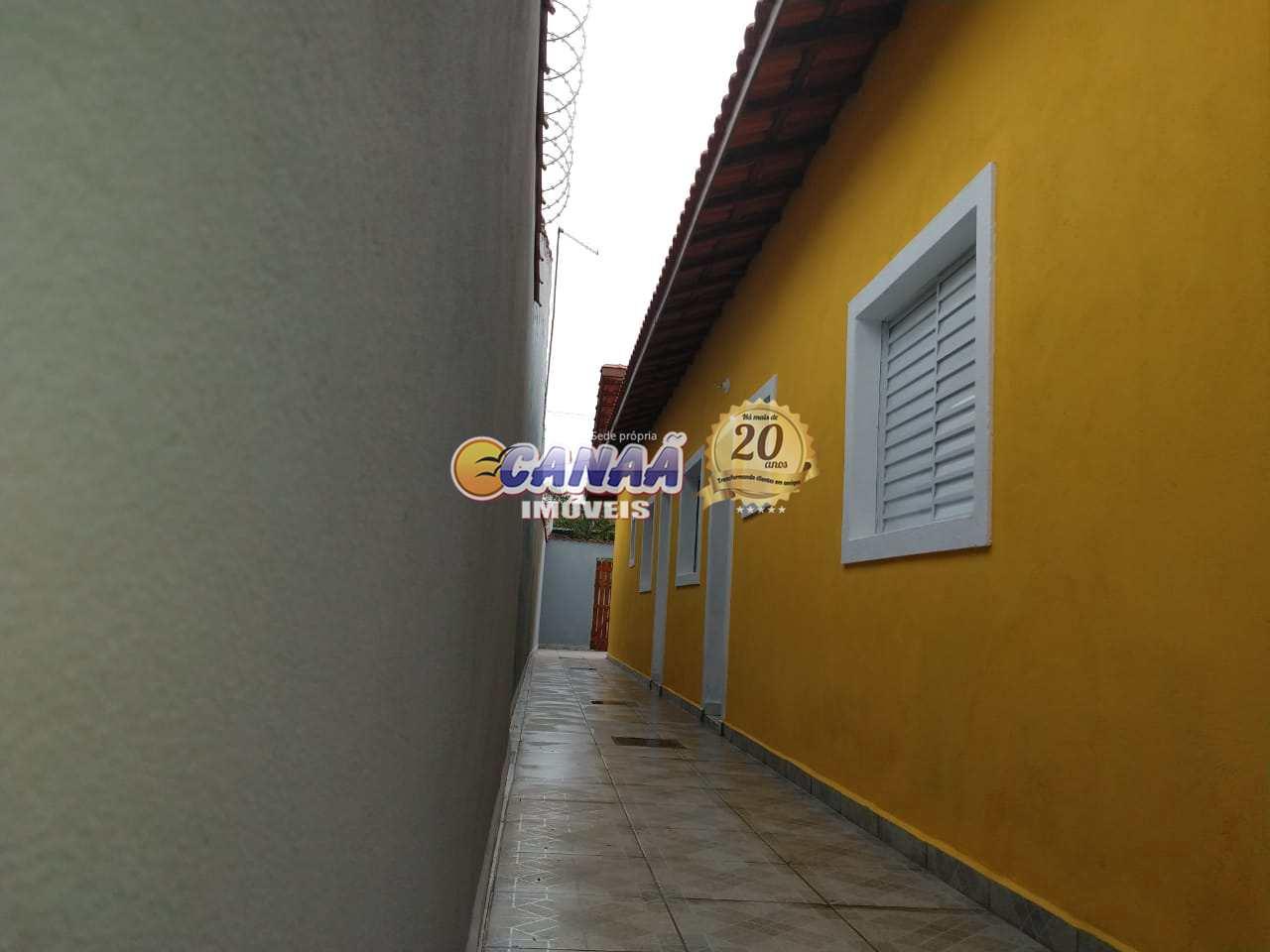 Casa em Mongaguá bairro Agenor de Campos .