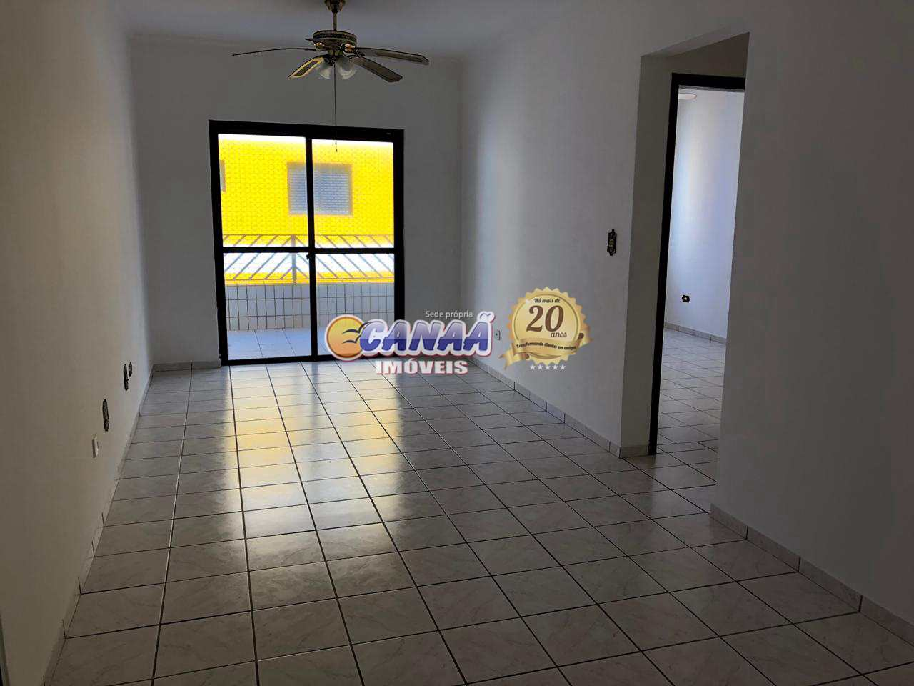 Apartamento em Mongaguá centro só R$ 230 mil