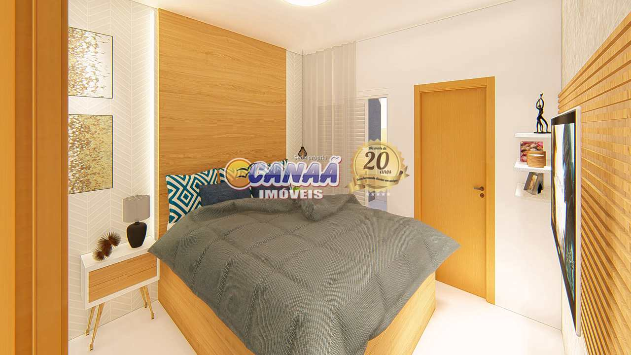 Casa de Condomínio com 2 dorms, Suarão, Itanhaém - R$ 279 mil, Cod: 7615