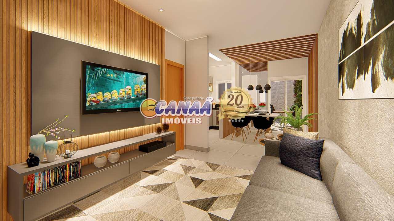 Casa de Condomínio com 2 dorms, Suarão, Itanhaém - R$ 289 mil, Cod: 7616