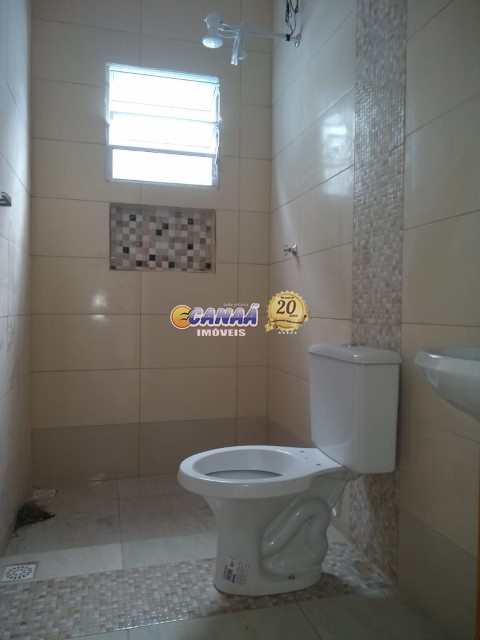 Casa com 2 dorms, Jussara, Mongaguá - R$ 165 mil, Cod: 7627