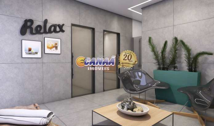 Apartamento com 3 dorms, Jardim Praia Grande, Mongaguá - R$ 512 mil, Cod: 7629