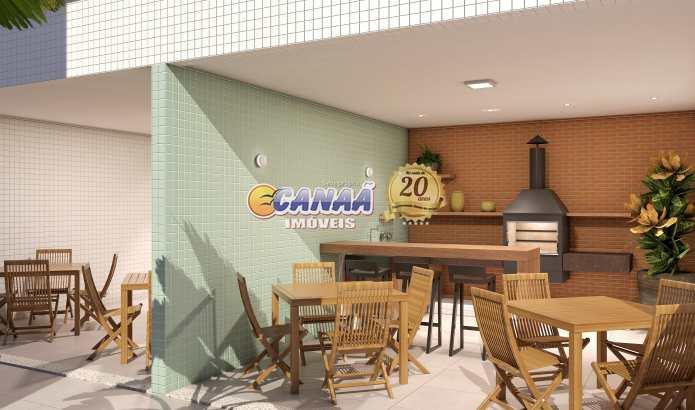 Apartamento com 2 dorms, Jardim Praia Grande, Mongaguá - R$ 364 mil, Cod: 7631