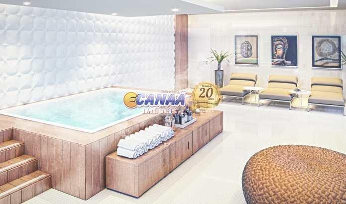 Apartamento com 3 dorms, Canto do Forte, Praia Grande - R$ 872 mil, Cod: 7644