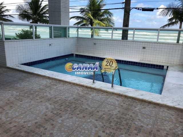 Apartamento com 2 dormitórios  Mongaguá R$270 mil Cod: 7691