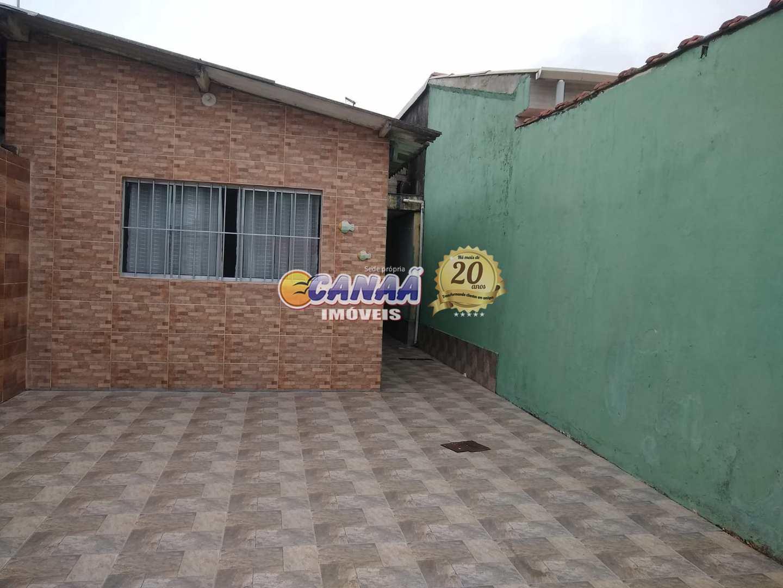 Casa com 1 dorm, Balneário Plataforma, Mongaguá - R$ 120 mil, Cod: 7698