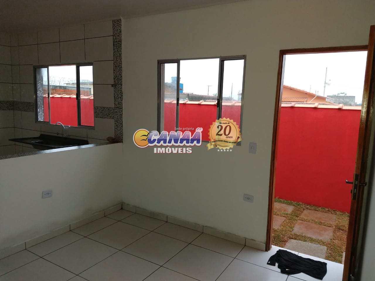 Casa com 1 dorm, Balneário Califórnia, Itanhaém - R$ 135 mil, Cod: 7701