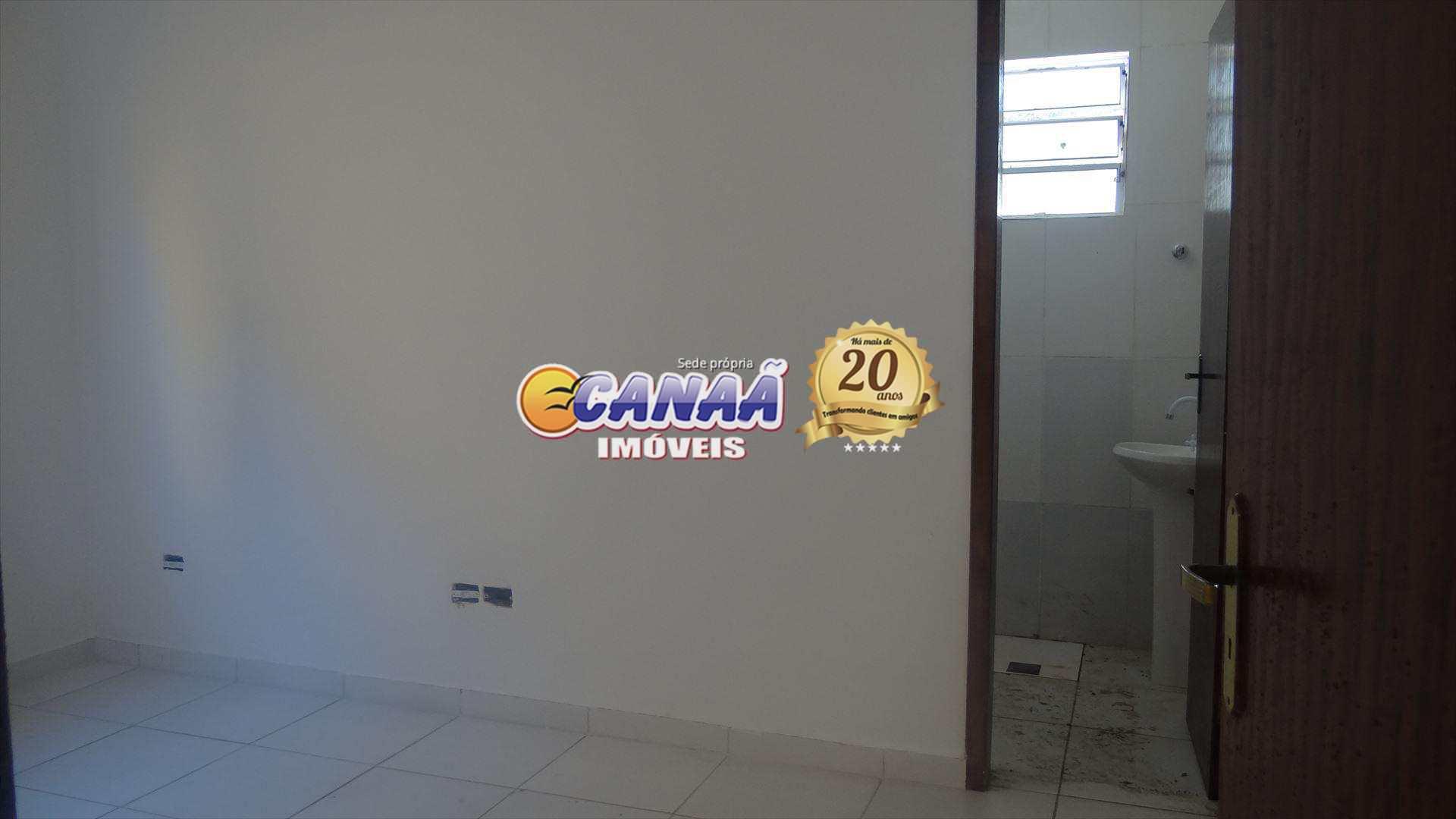 Casa com 2 dorms, Jardim Leonor, Mongaguá - R$ 159 mil, Cod: 7703