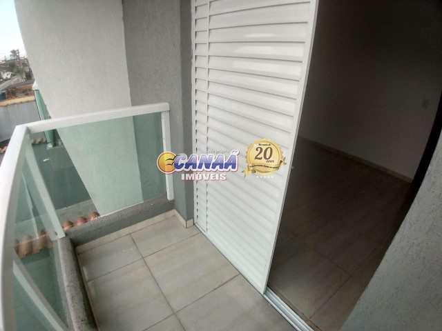 Sobrado com 2 dorms, Vera Cruz, Mongaguá - R$ 179 mil, Cod: 7710