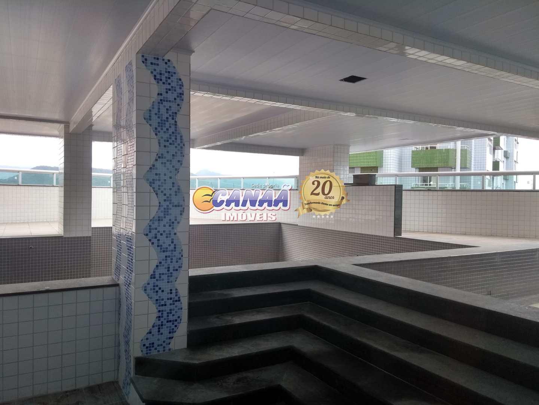 Apartamento com 3 dorms, Caiçara, Praia Grande - R$ 490 mil, Cod: 7738