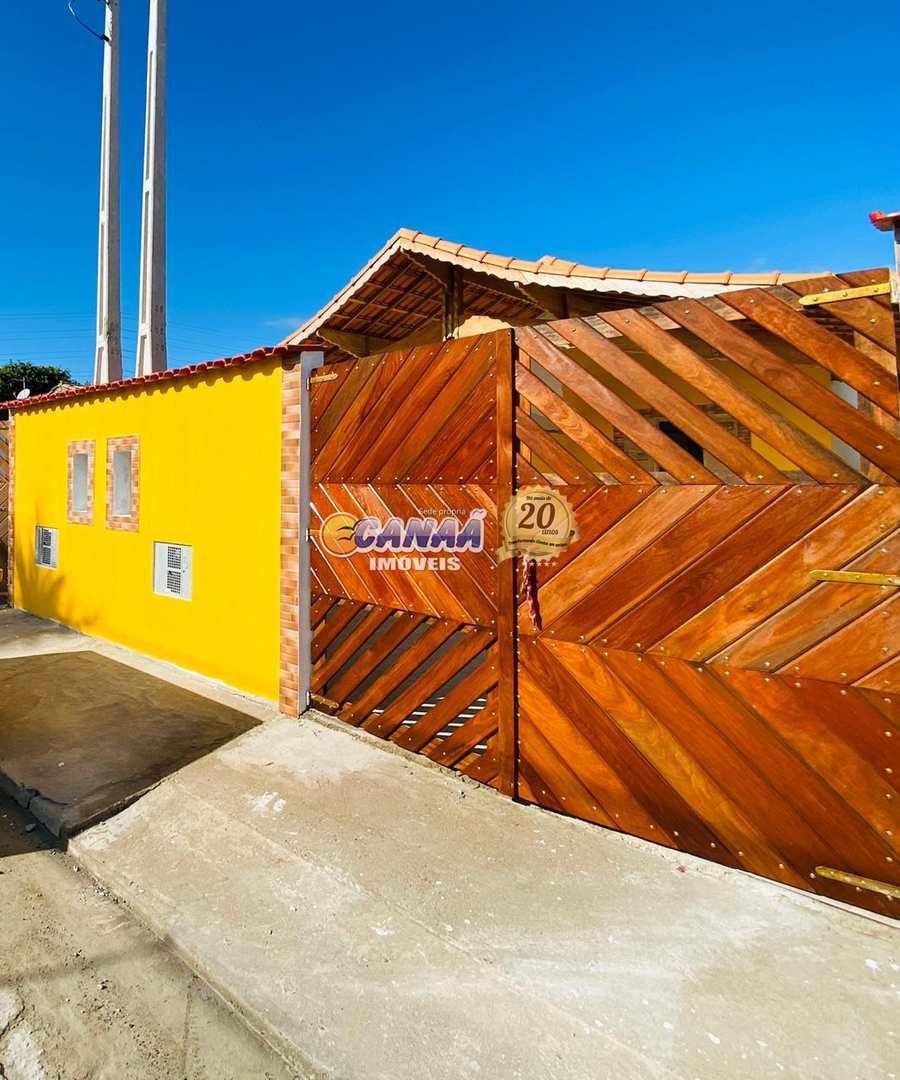 Casa com 2 dormitórios, Vila Oceanopolis, Mongaguá - R$ 269 mil