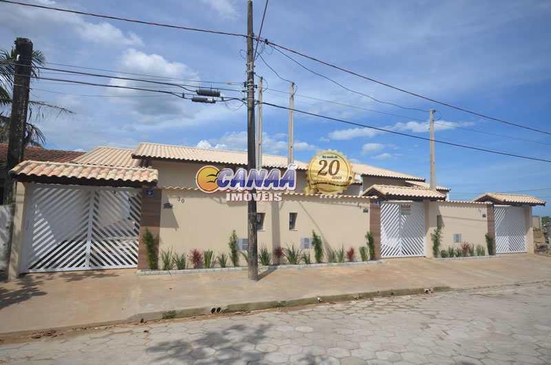 Casa em Itanhaém, Balneário Tupy - R$ 365 mil.