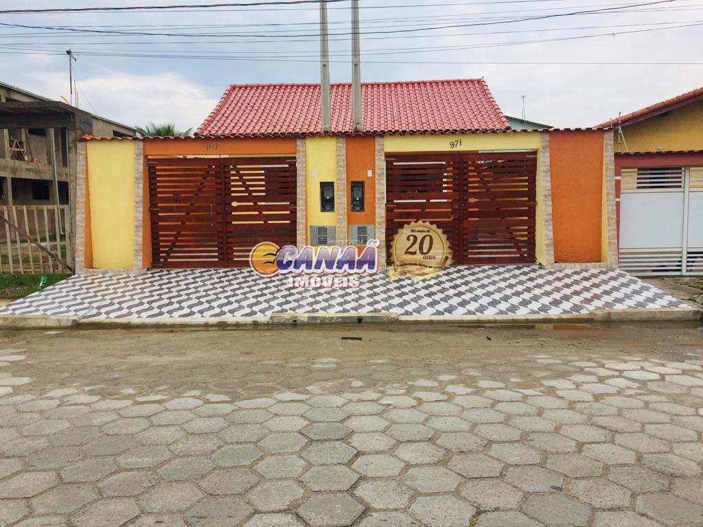 Casa em Nossa Senhora do Sion, Itanhaém - R$ 180 mil