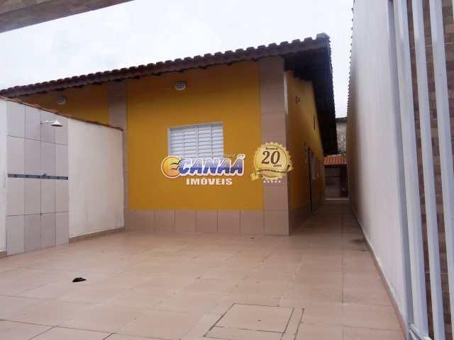 Casa com 2 dormitórios em Mongaguá - R$ 190 mil, Cod: 7786