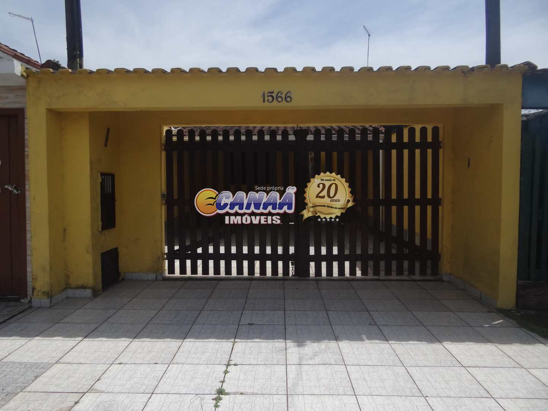 Casa com 2 dorms, Itaguaí, Mongaguá - R$ 190 mil, Cod: 7792