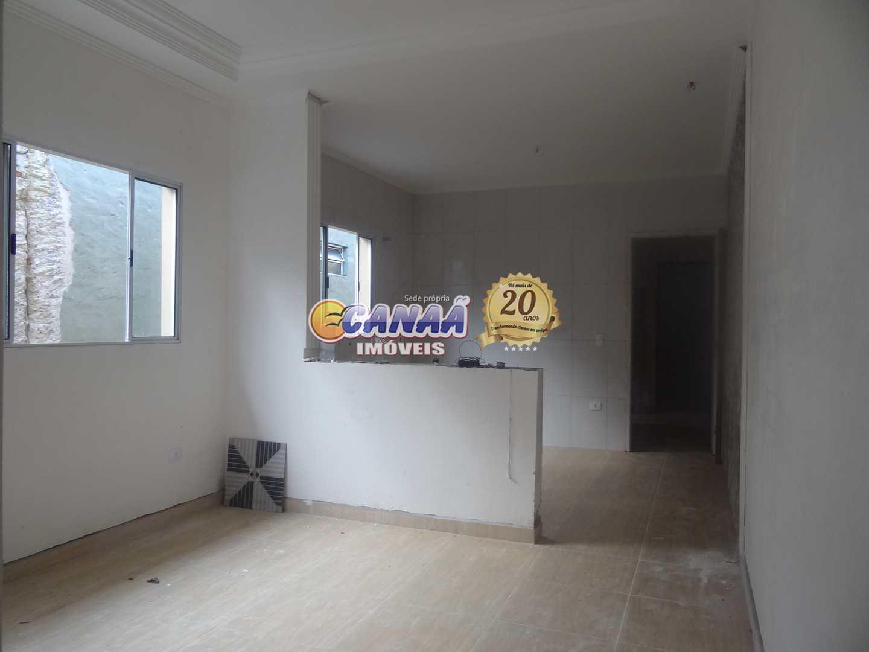 Casa com 2 dorms, Itaóca, Mongaguá - R$ 180 mil, Cod: 7869
