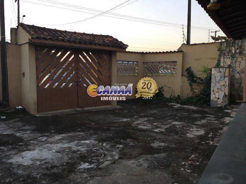 Casa com 3 dorms, Jardim Praia Grande, Mongaguá - R$ 320 mil, Cod: 7931