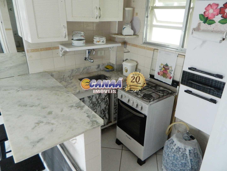 Kitnet com 1 dorm, Balneário Flórida, Praia Grande - R$ 110 mil, Cod: 7936