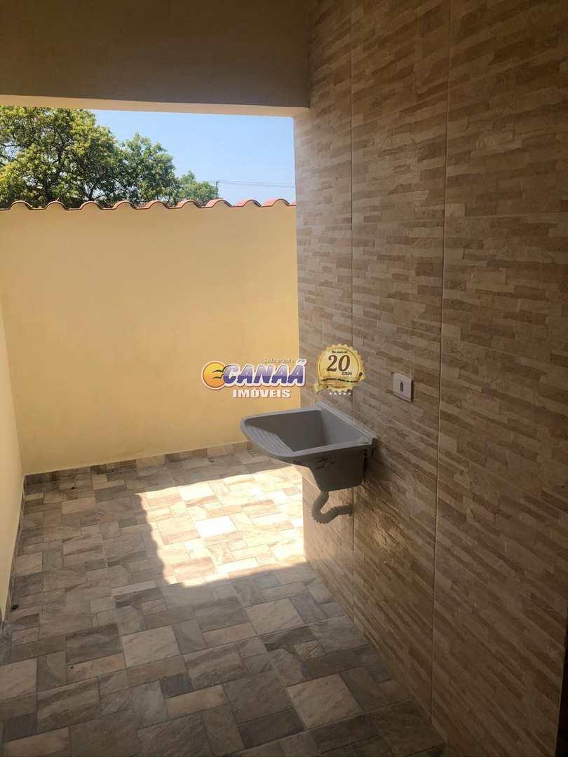 Casa com 2 dorms, Cibratel II, Itanhaém - R$ 260 mil, Cod: 7987