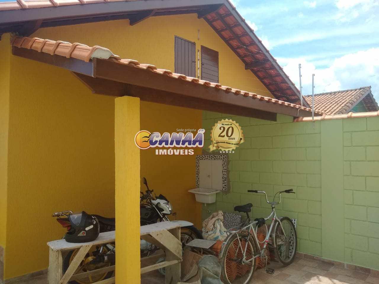 Casa com 2 dorms, Nova Itanhaém, Itanhaém - R$ 170 mil, Cod: 8009