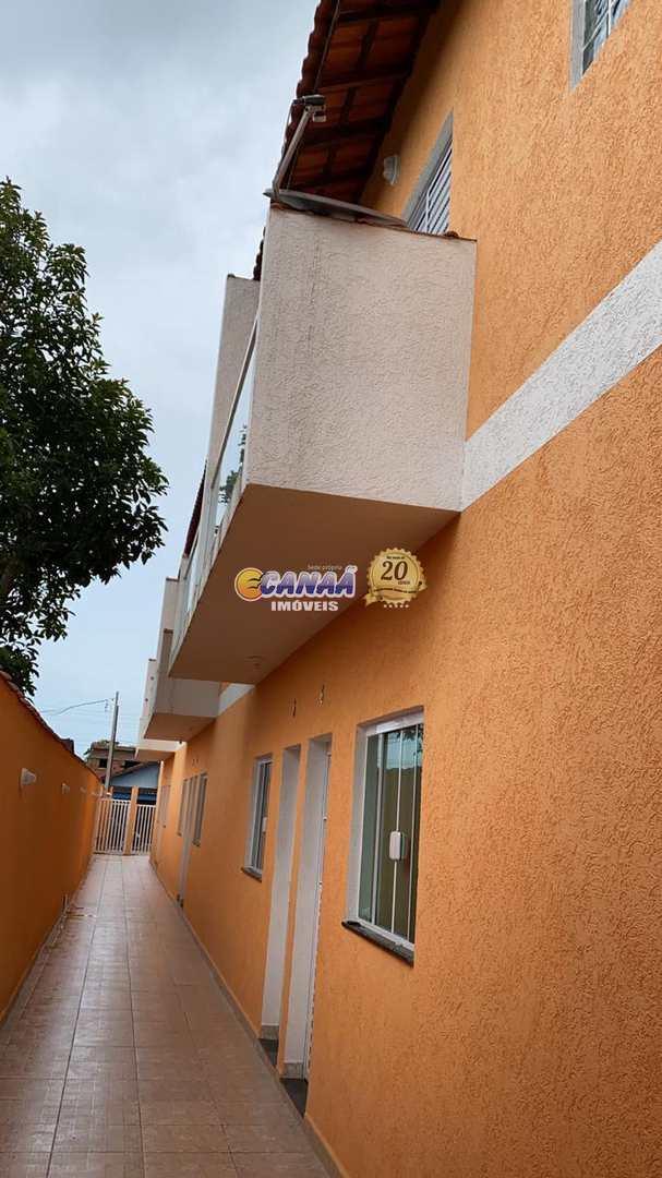 Casa de Condomínio com 2 dorms, Vila Atlântica, Mongaguá - R$ 169 mil, Cod: 8016