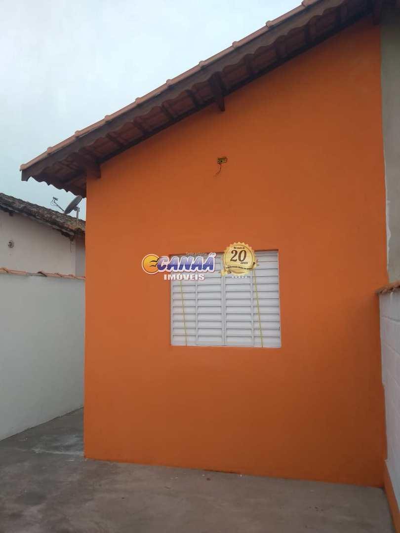 Casa com 2 dorms, Vila Atlântica, Mongaguá - R$ 185 mil, Cod: 8018