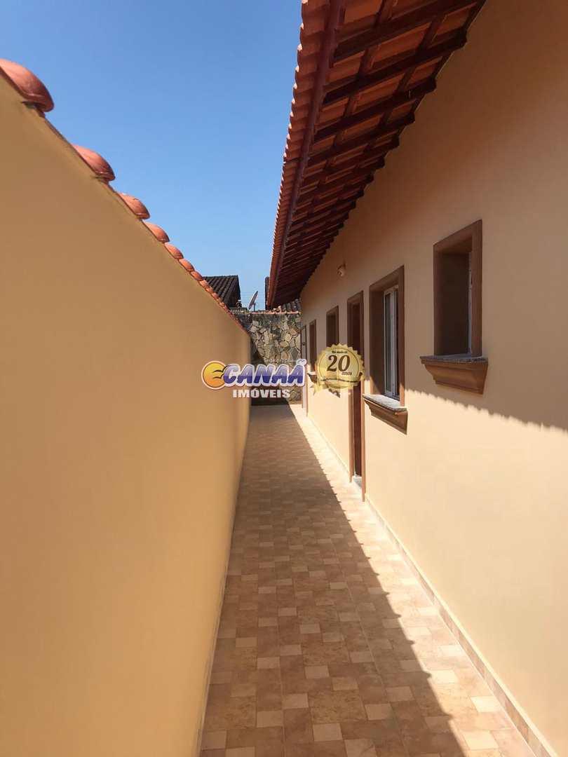 Casa com 2 dorms, Balneário Plataforma, Mongaguá - R$ 189 mil, Cod: 8025