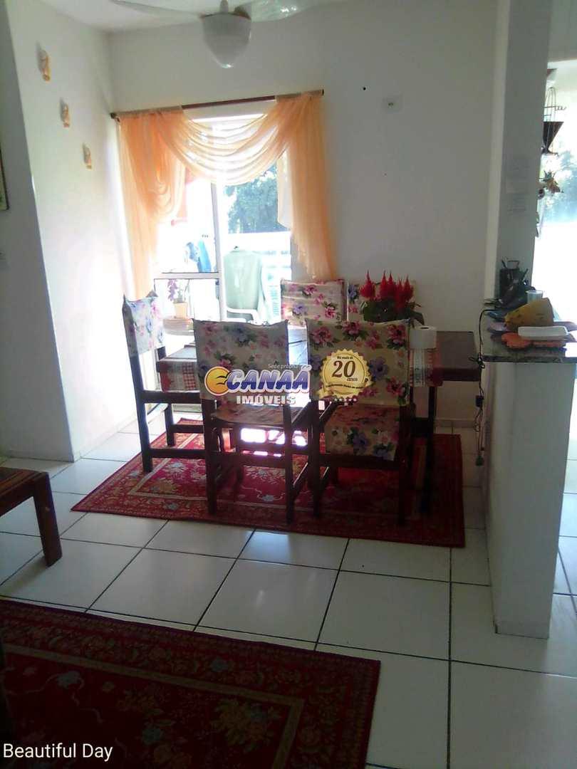 Apartamento com 2 dorms, Balneario pedreira, Mongaguá - R$ 212 mil, Cod: 8029