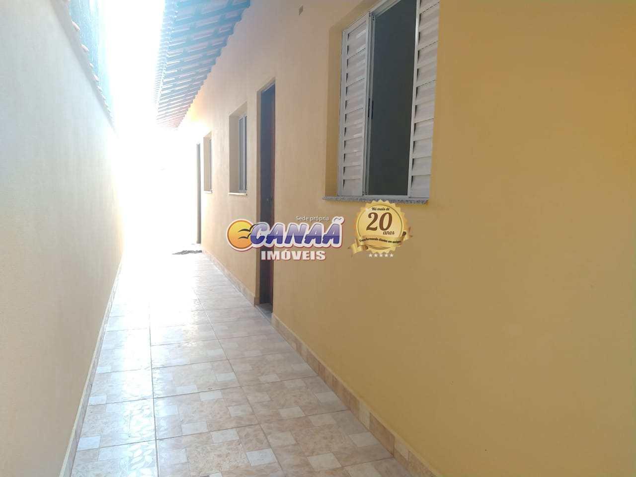 Casa com 2 dorms, Balneário Itaguai, Mongaguá - R$ 196 mil, Cod: 8039