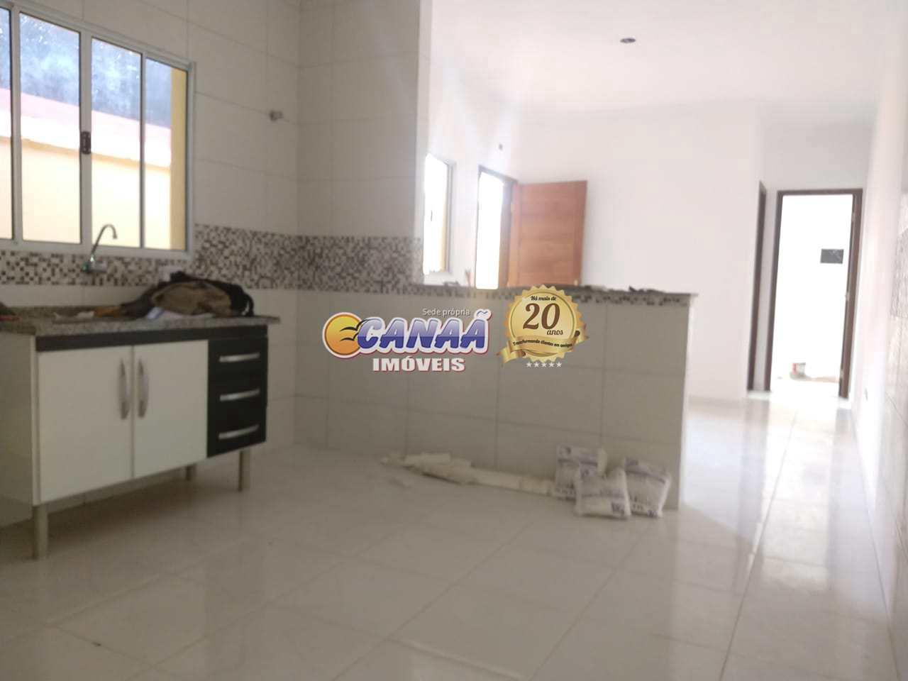 Casa com 2 dorms, Balneário Itaguai, Mongaguá - R$ 196 mil, Cod: 8040