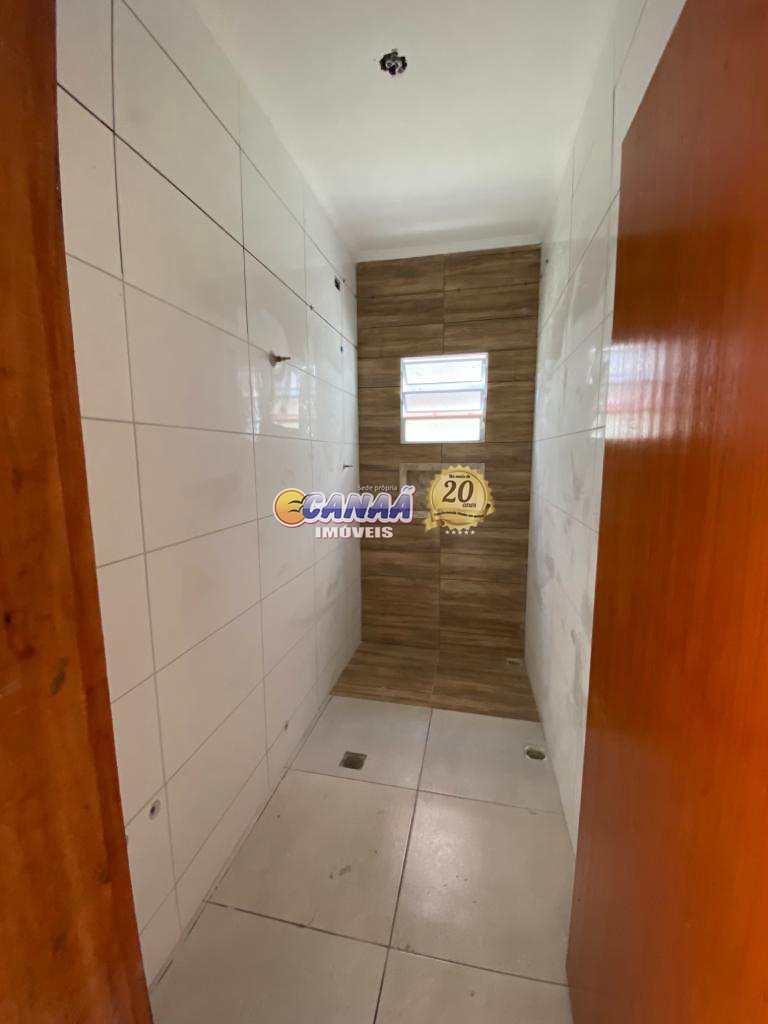 Casa com 2 dorms, Jardim Leonor, Mongaguá - R$ 156 mil, Cod: 8058