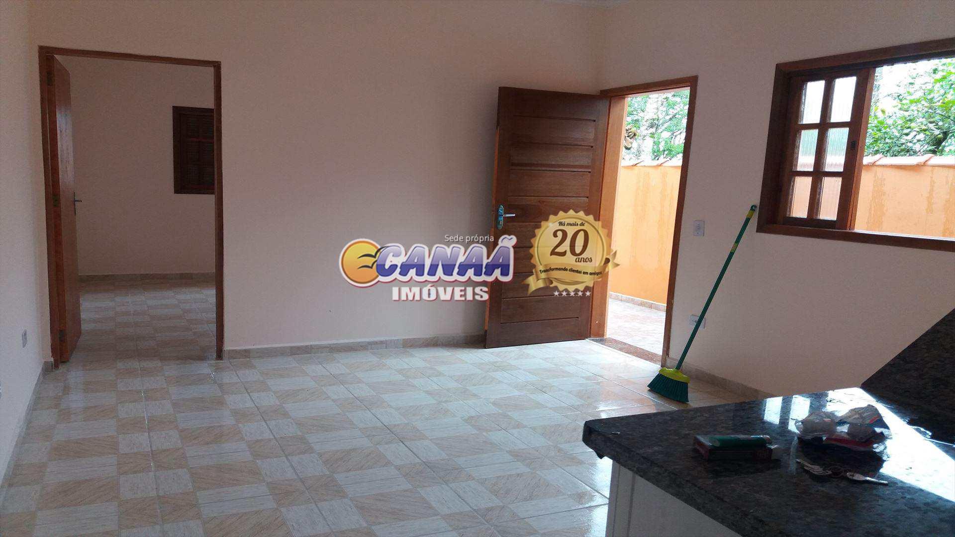 Casa com 2 dorms, Nossa Senhora do Sion, Itanhaém - R$ 175 mil, Cod: 8078