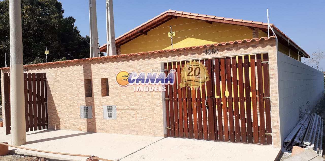 Casa com 2 dorms, Jardim Suarão, Itanhaém - R$ 154 mil, Cod: 8087