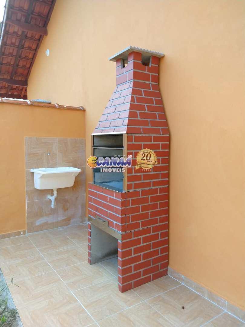 Casa com 2 dorms, Jardim Regina, Itanhaém - R$ 128 mil, Cod: 8100