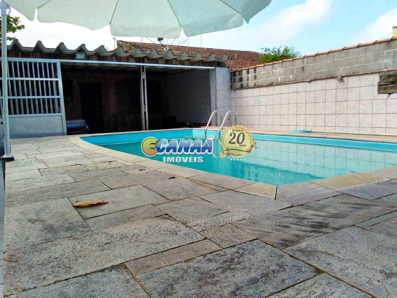 Casa com 2 dorms, Balneário Jussara, Mongaguá - R$ 350 mil, Cod: 8107
