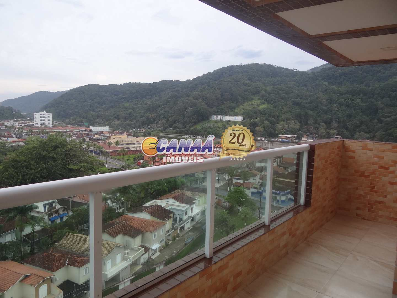 Cobertura com 3 dorms, Vila São Paulo, Mongaguá - R$ 780 mil, Cod: 8116