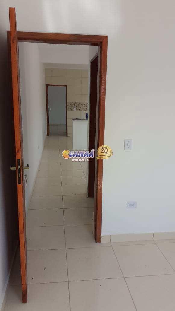 Casa com 2 dorms, Jussara, Mongaguá - R$ 160 mil, Cod: 8118