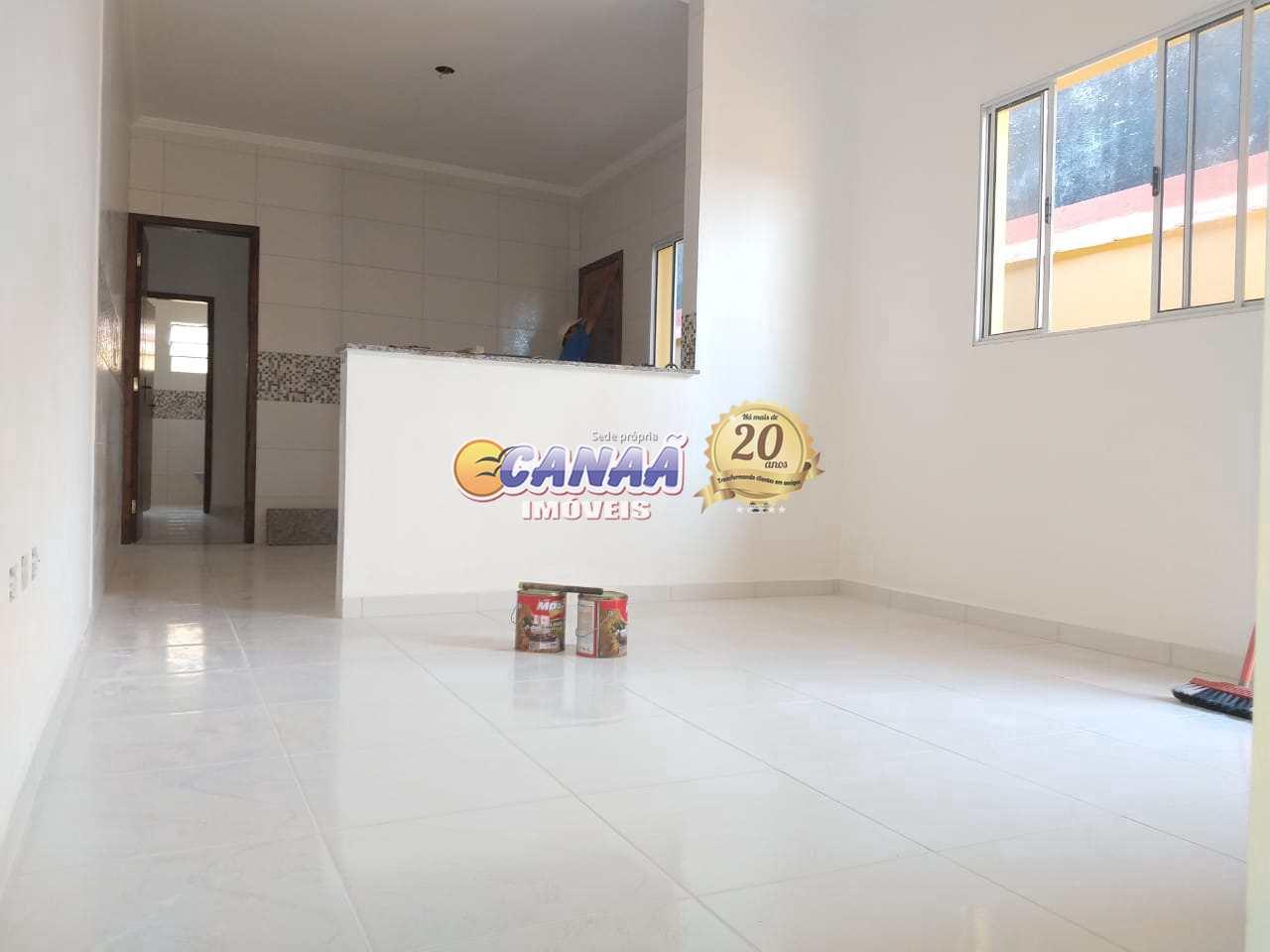 Casa com 2 dorms, Balneário Itaguai, Mongaguá - R$ 206 mil, Cod: 8125