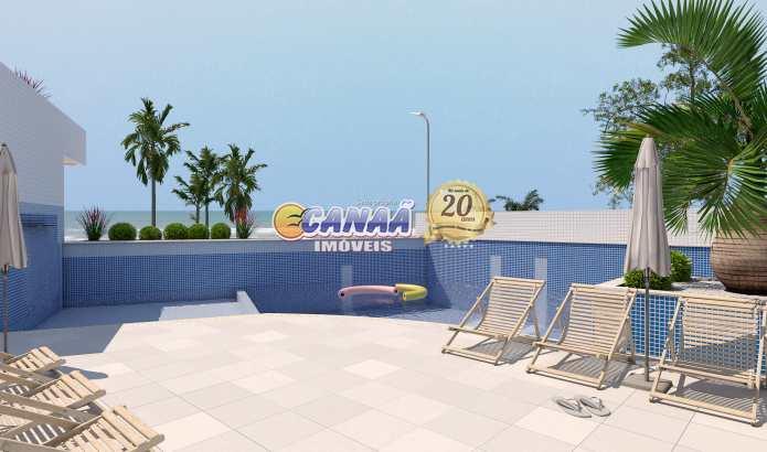 Apartamento com 2 dorms, Jardim Praia Grande, Mongaguá - R$ 260 mil, Cod: 8128