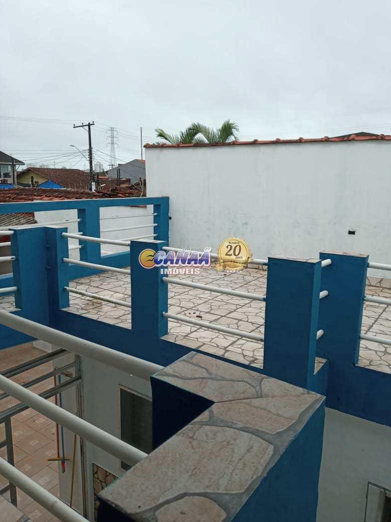 Casa com 3 dorms, Balneário Itaóca, Mongaguá - R$ 250 mil, Cod: 8138