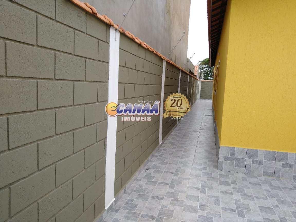 Casa com 2 dorms, Nossa Senhora Sion, Itanhaém - R$ 175 mil, Cod: 8150
