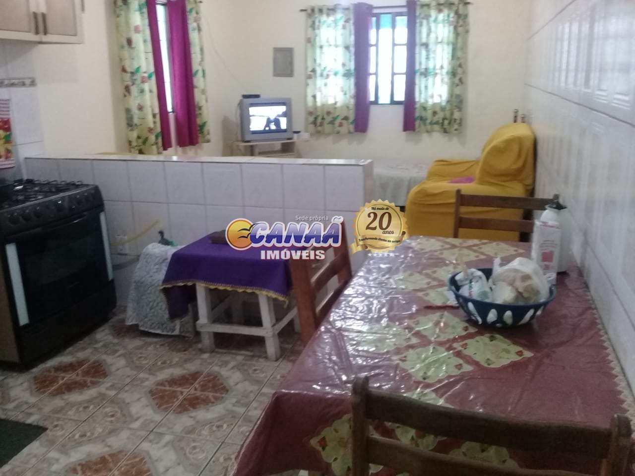 Casa com 1 dorm, Agenor de Campos, Mongaguá - R$ 180 mil, Cod: 8160