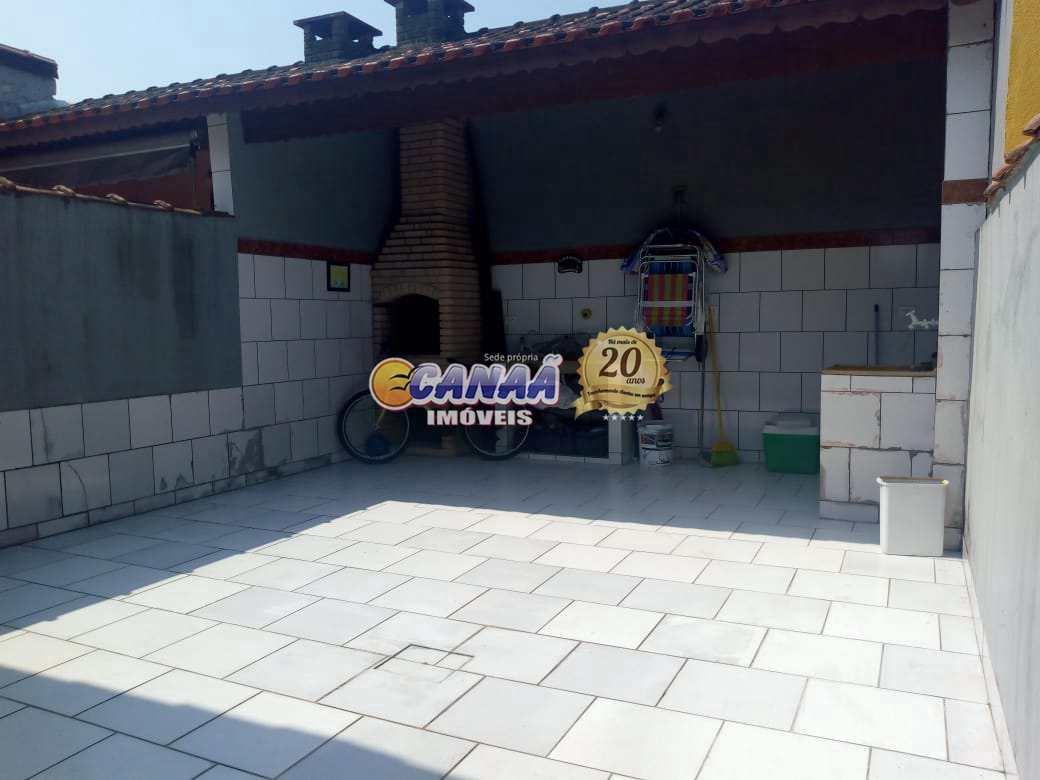 Casa com 2 dorms, Balneário Itaguai, Mongaguá - R$ 220 mil, Cod: 8170