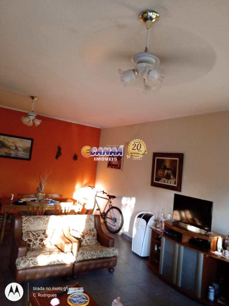 Casa com 3 dorms, Balneário Flórida Mirim, Mongaguá - R$ 300 mil, Cod: 8171